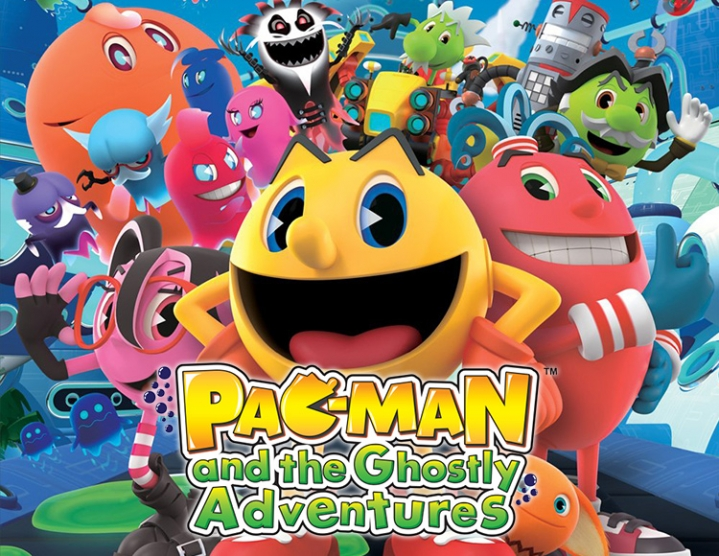 Pac Man and the Ghostly Adventures (steam key) -- RU
