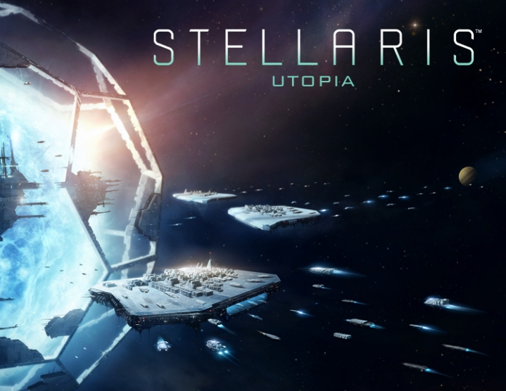 Stellaris Utopia (steam key) -- RU