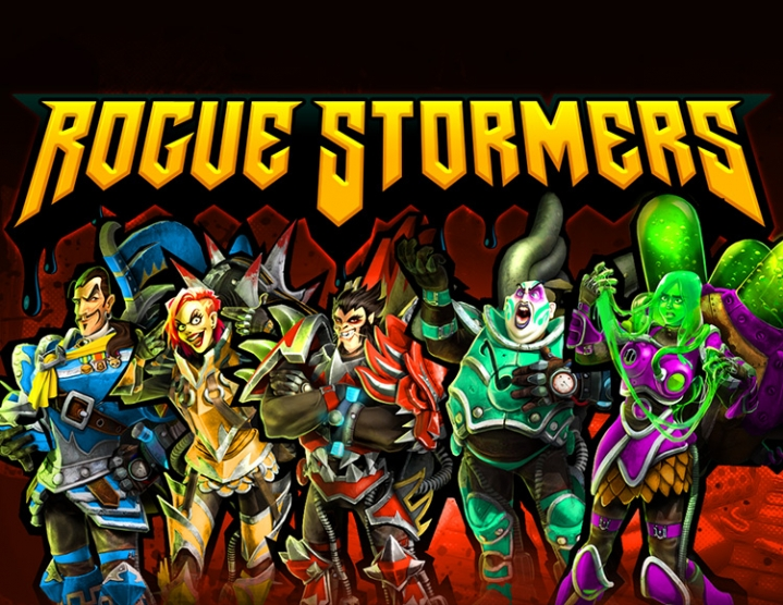 Rogue Stormers (steam key) -- RU