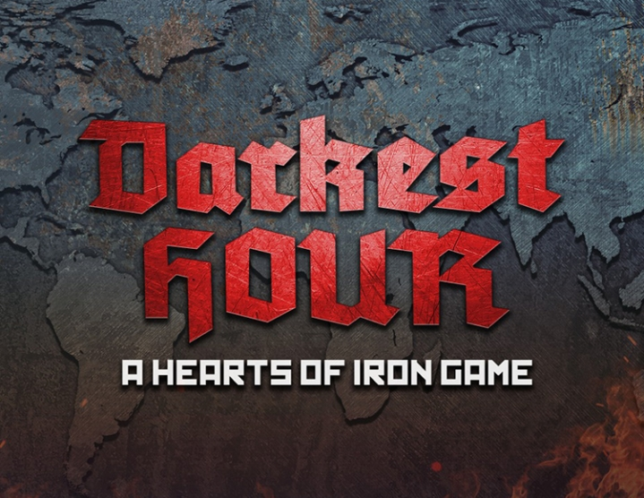 Darkest Hour A Hearts of Iron Game (steam key) -- RU