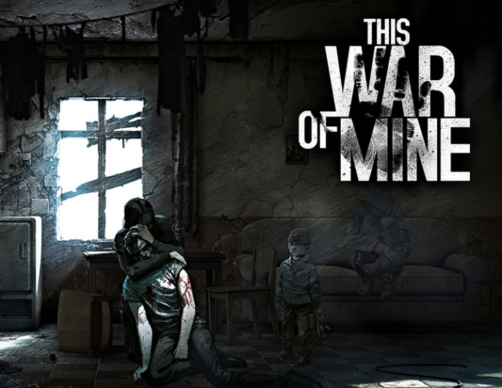 This War of Mine (steam key) -- RU