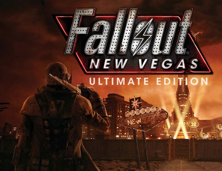 Fallout New Vegas Ultimate Edition (Steam key) -- RU