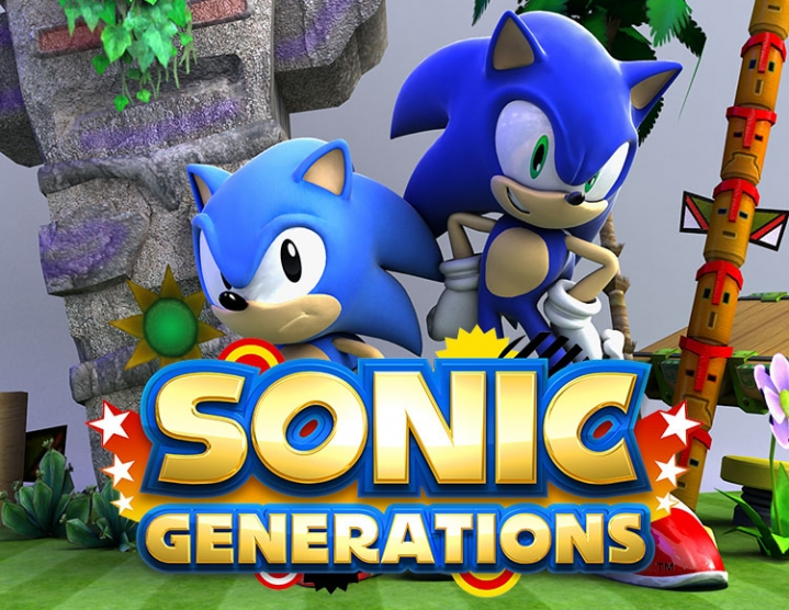 Sonic Generations (steam key) -- RU