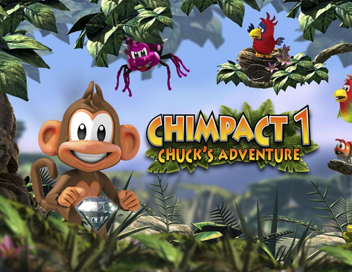 Chimpact 1  Chucks Adventure (steam key) -- RU