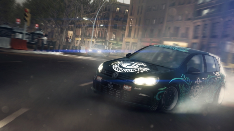 Grid 2 Reloaded Edition (steam key) -- RU