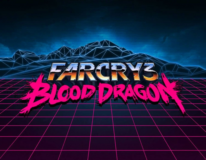 Far Cry 3 Blood Dragon (- key) -- RU
