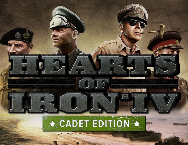 Hearts of Iron IV Cadet Edition (steam key) -- RU