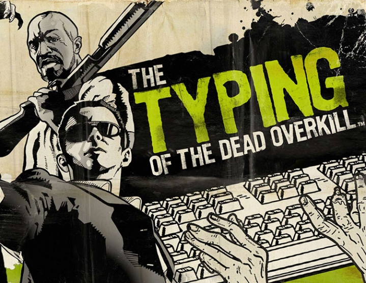 The Typing of the Dead  Overkill (steam key) -- RU