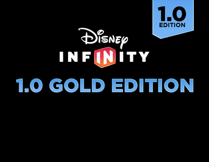 Disney Infinity 10 Gold Edition (Steam) -- Region free