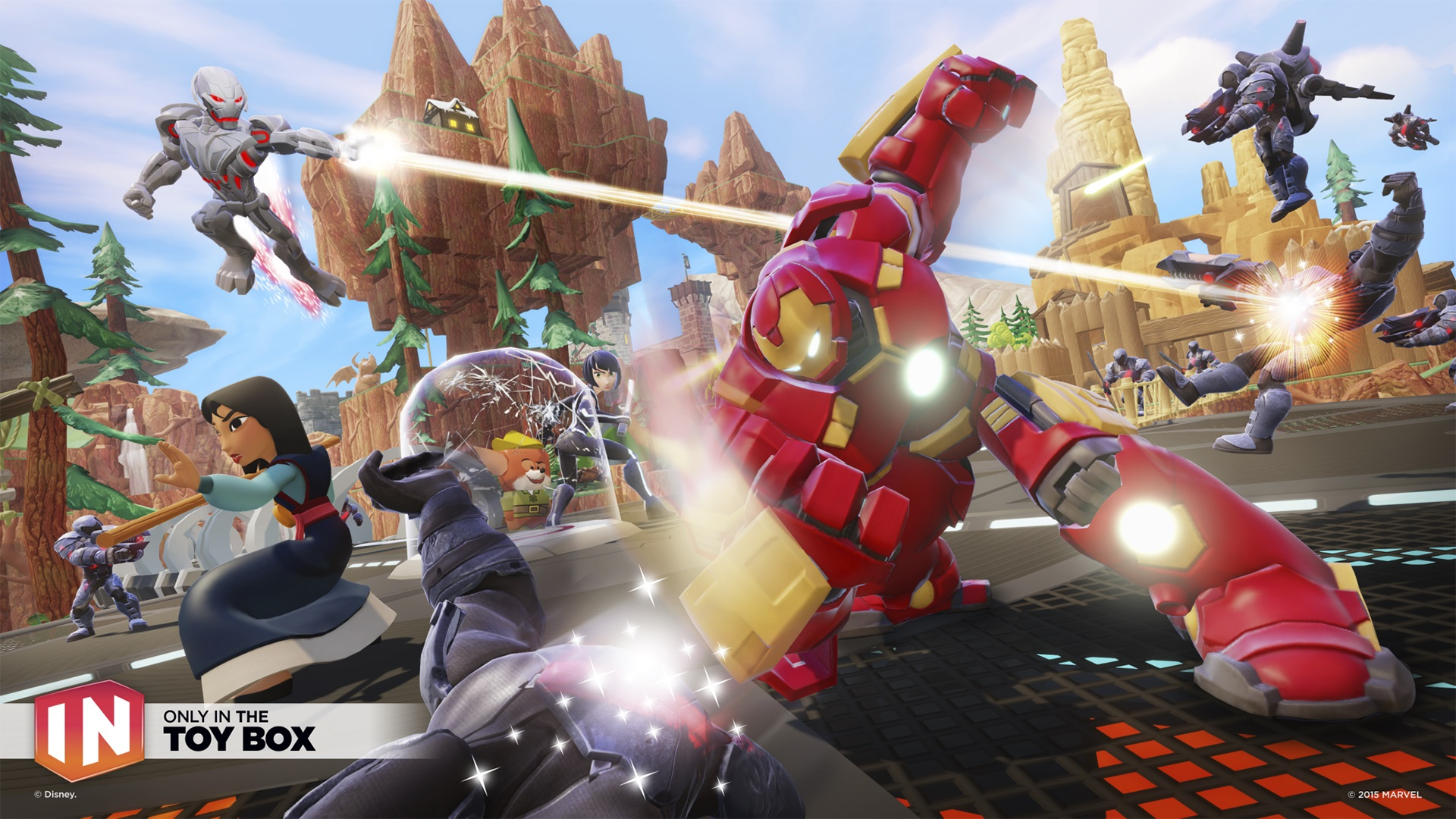 Disney Infinity 3.0 Gold Ed. (Steam) -- Region free