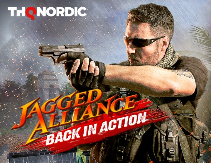 Jagged Alliance Back in Action (steam key) -- RU