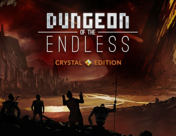 Dungeon of the Endless  Crystal Edition (steam) -- RU