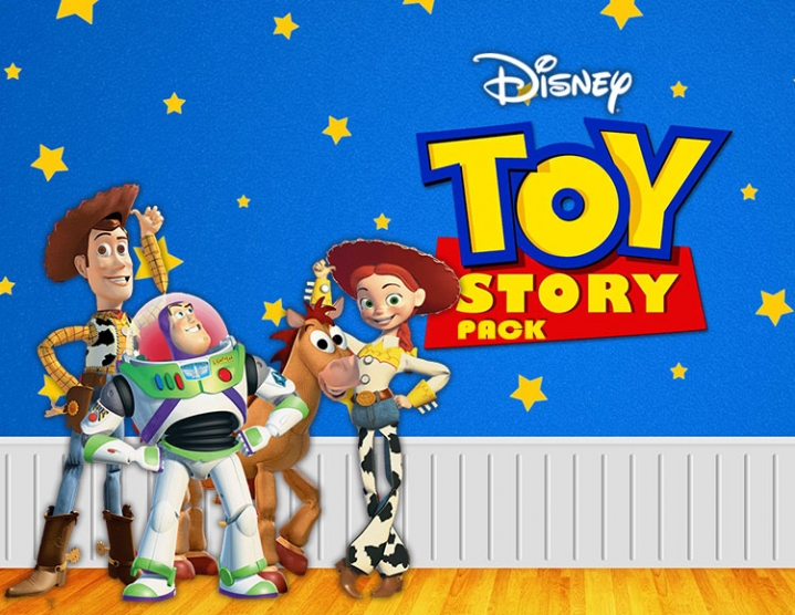 Disney Toy Story Pack (steam key) -- RU