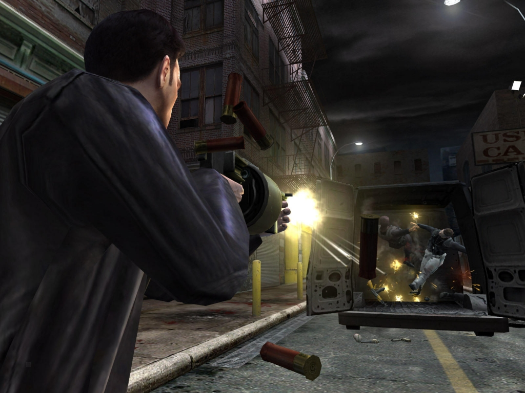 Max Payne 2 The Fall of Max Payne (Steam) -- RegFree