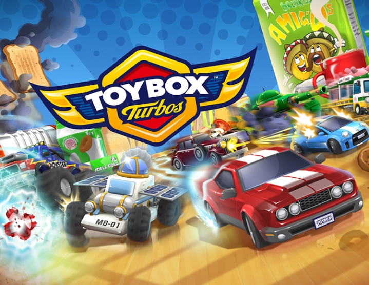 Toybox Turbos (steam key) -- RU