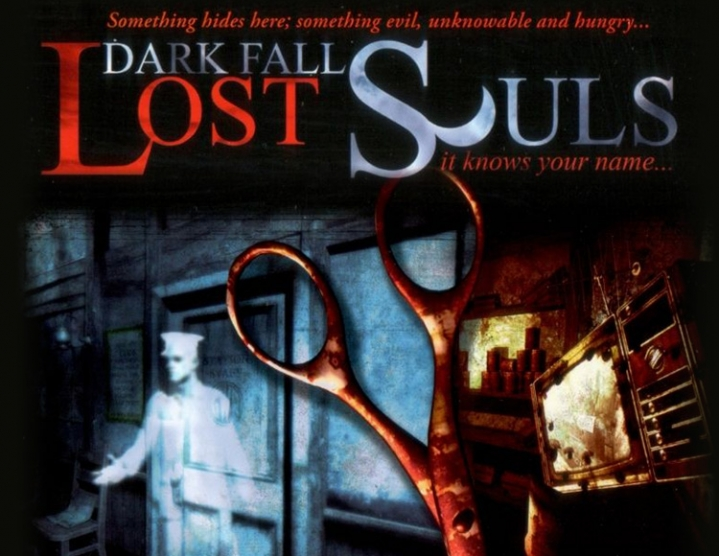 Dark Fall Lost Souls (steam key) -- RU
