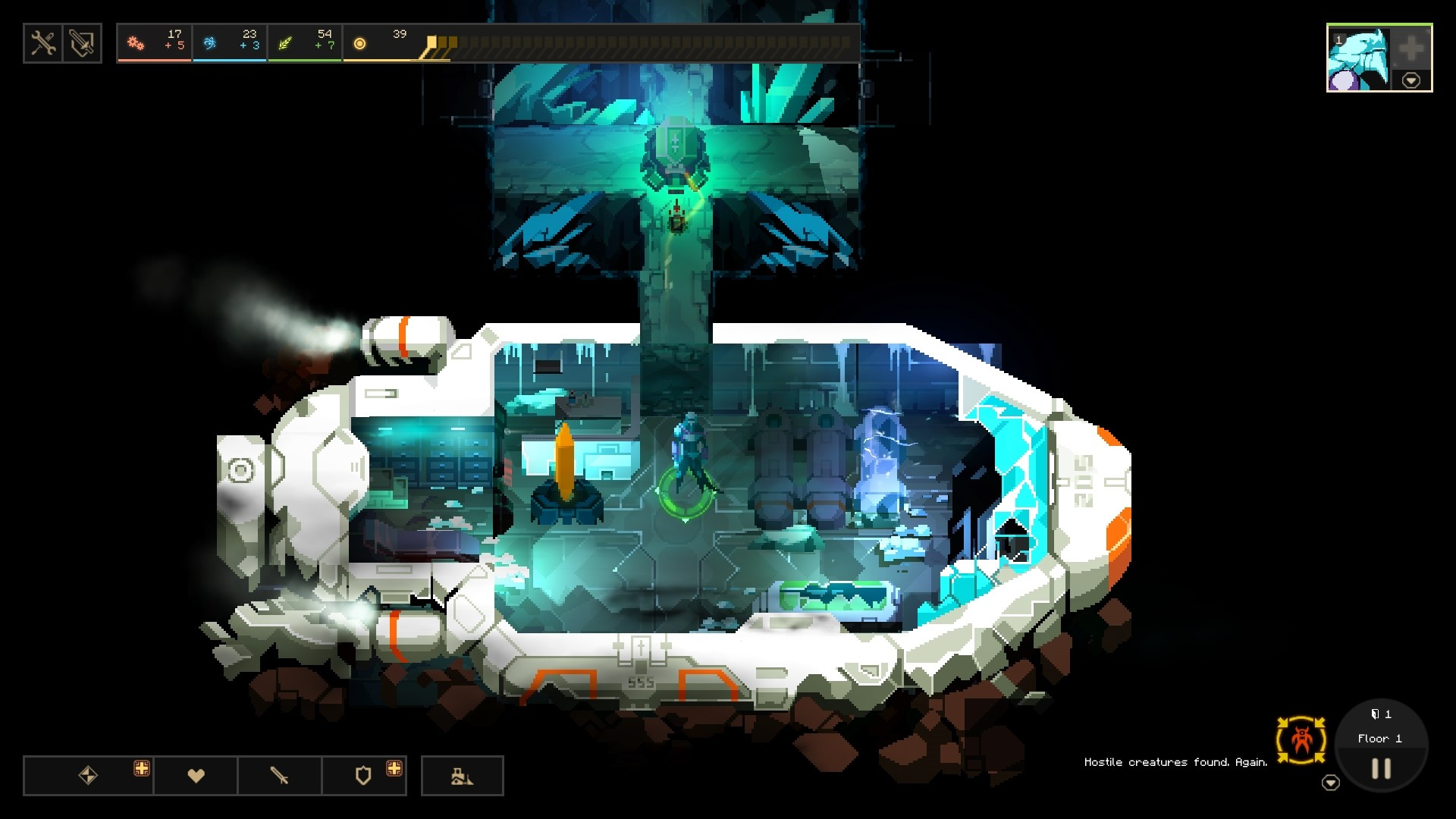 Dungeon of the Endless (steam key) -- RU
