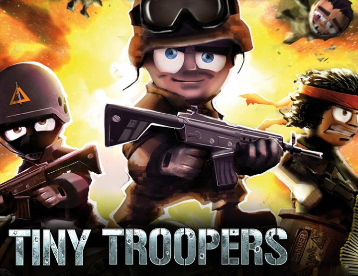 Tiny Troopers (Steam key) -- Region free