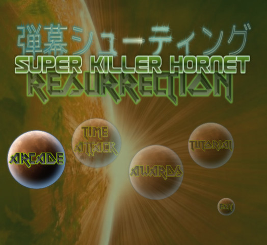 Super Killer Hornet  Resurrection (steam key) -- RU