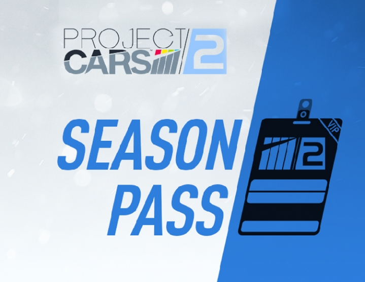 Project Cars 2 Season Pass (steam key) -- RU