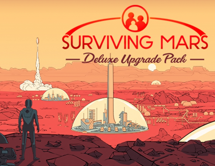 Surviving Mars  Deluxe Upgrade Pack (steam key) -- RU