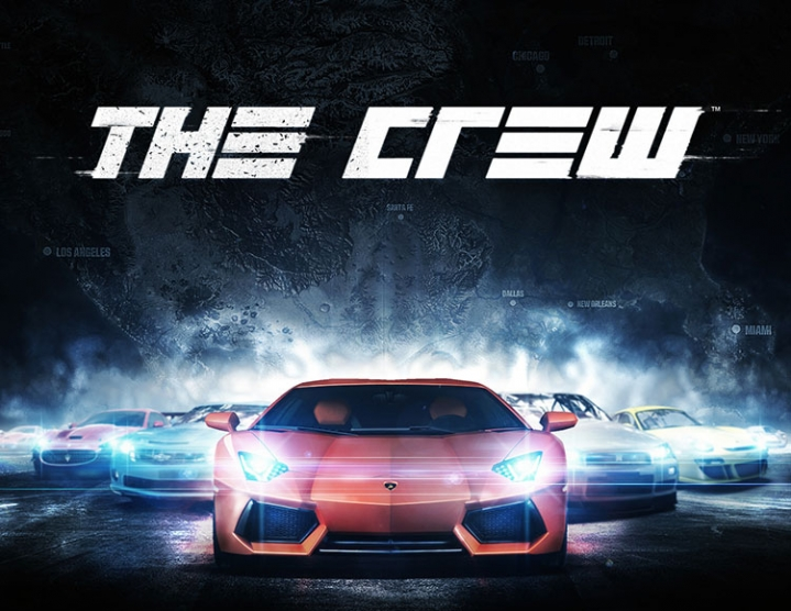 The Crew (uplay key) -- RU