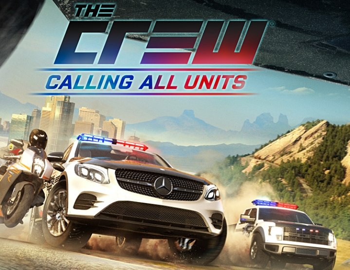 The Crew Calling All Units (uplay key) -- RU