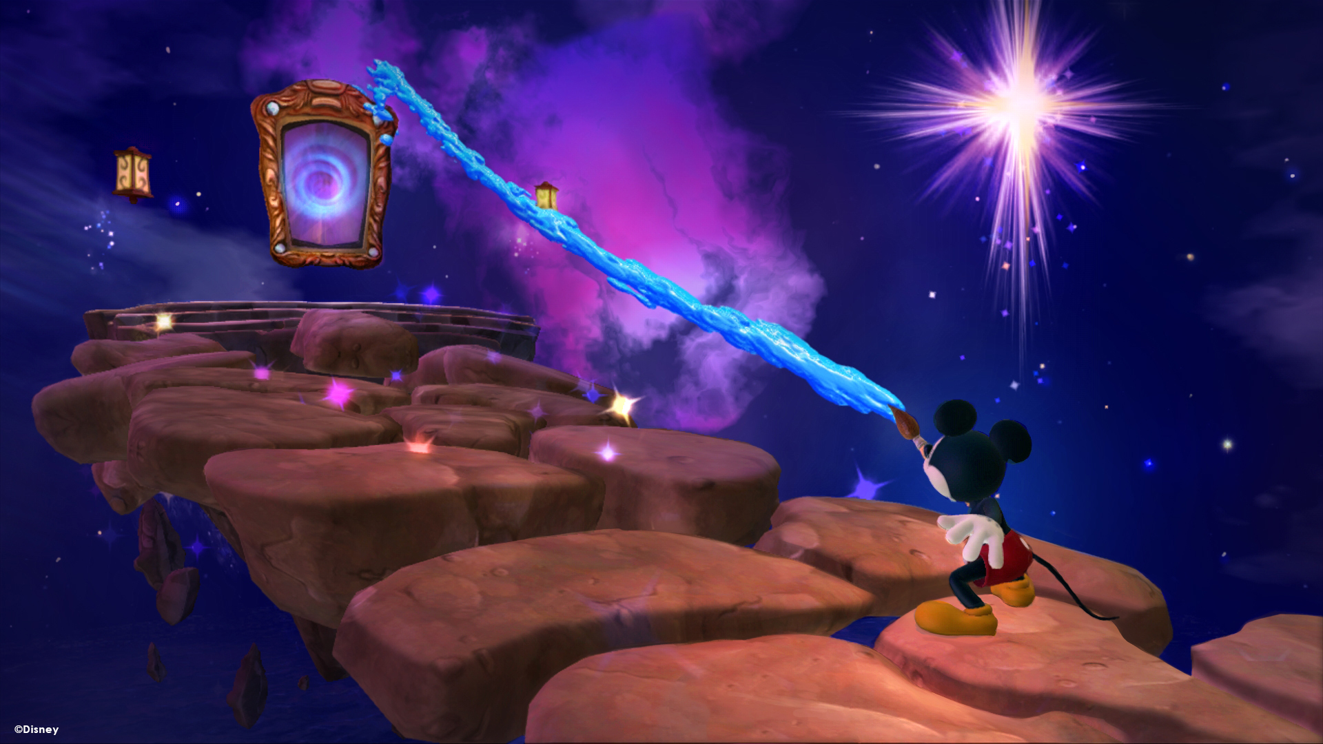 Disney Epic Mickey 2 The Power of Two -- Region free