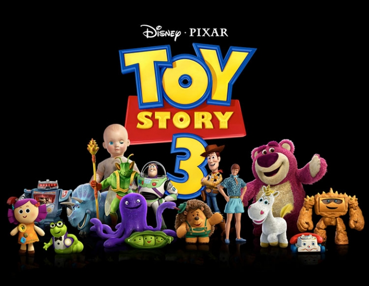 Disney Pixar Toy Story 3 (steam key) -- RU