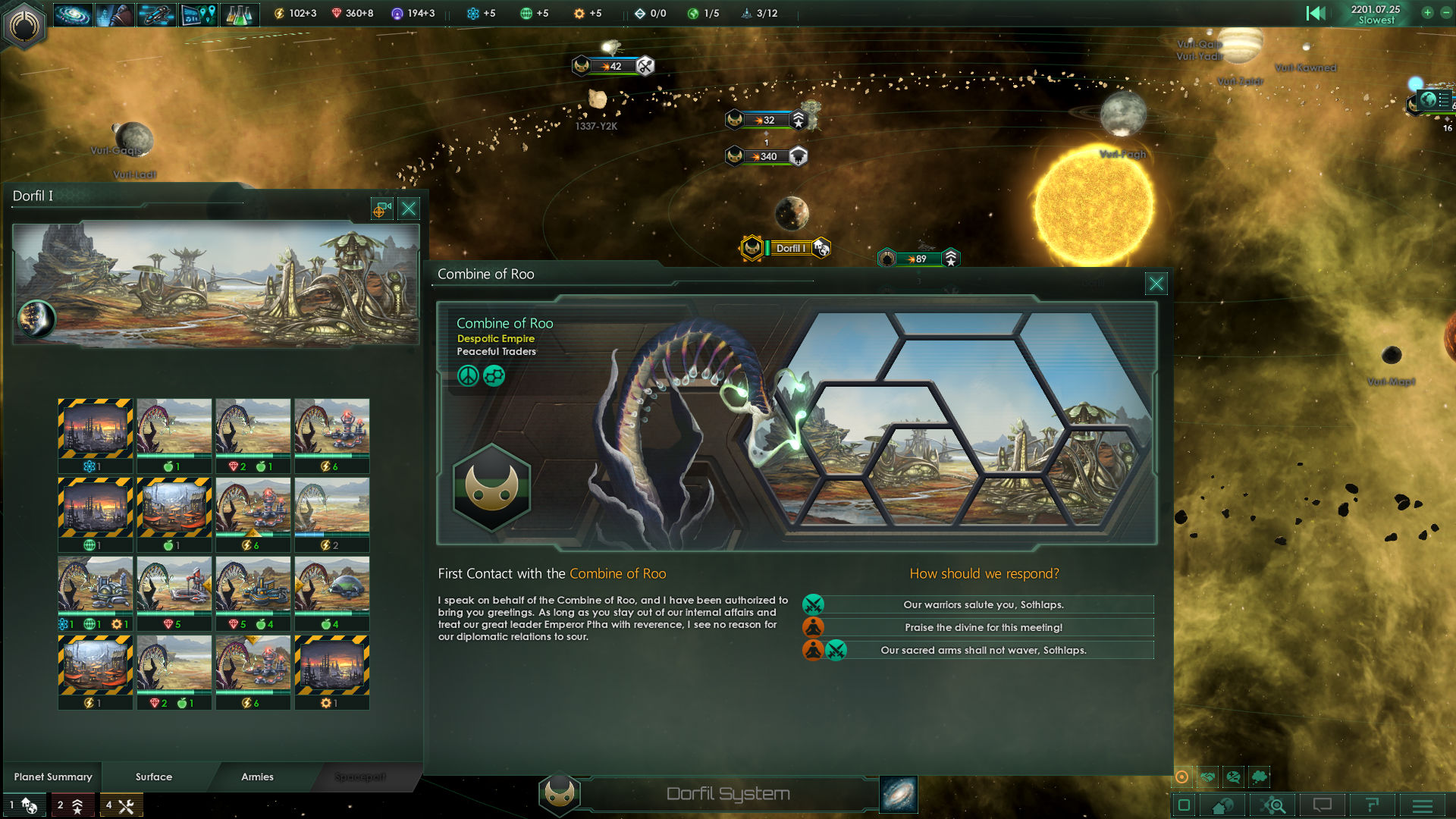 Stellaris Plantoids Species Pack (steam key) -- RU