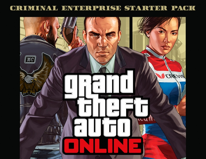 GTA V Criminal Enterprise Starter Pack RockStar -- RU