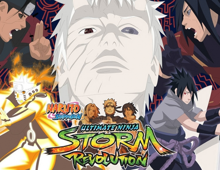 NARUTO SHIPPUDEN Ultimate Ninja STORM Rev. steam -- RU