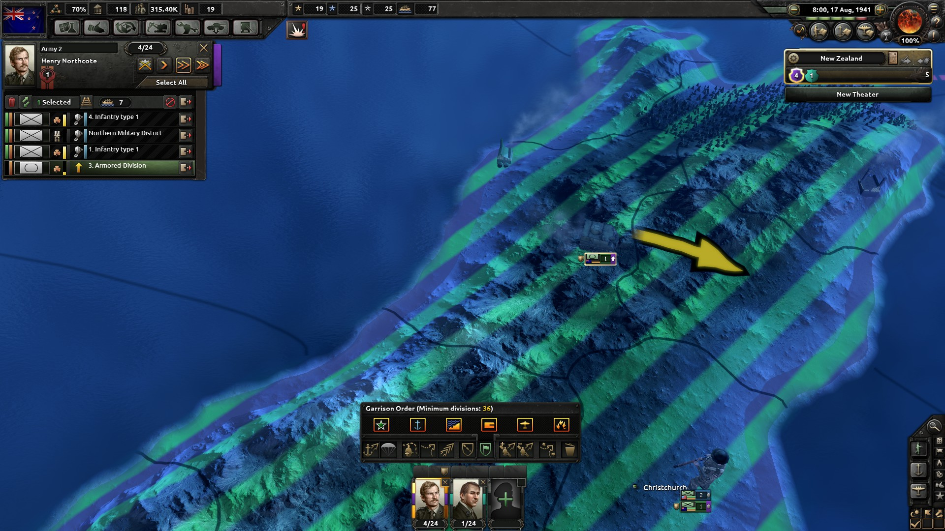 Hearts of Iron IV Together for Victory (steam) -- RU