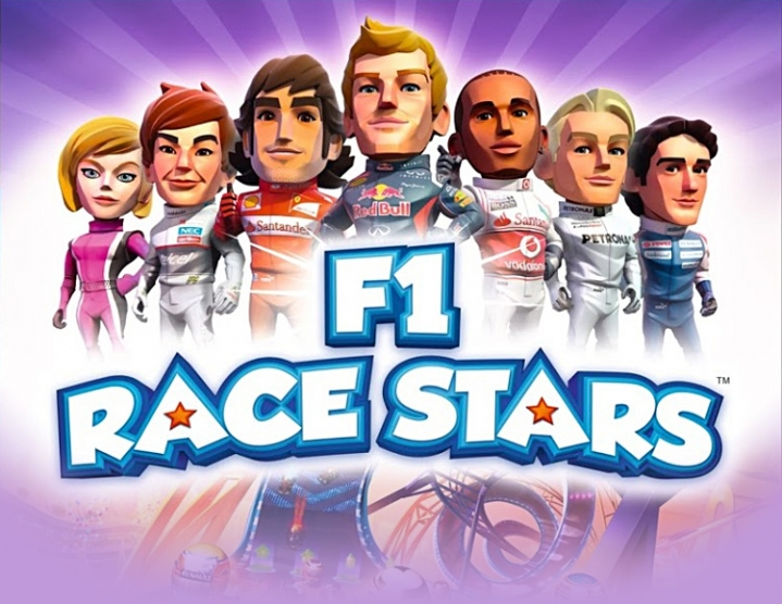 F1 RACE STARS (steam key) -- RU