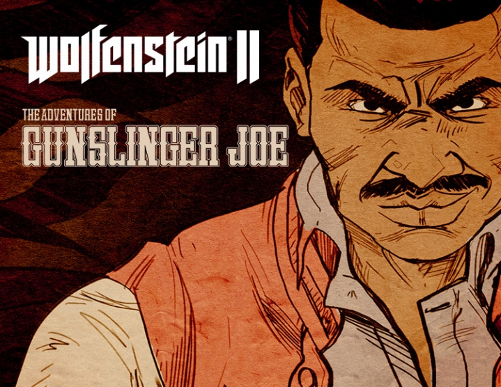 Wolfenstein II Adventures Gunslinger Joe 1 Steam -- RU