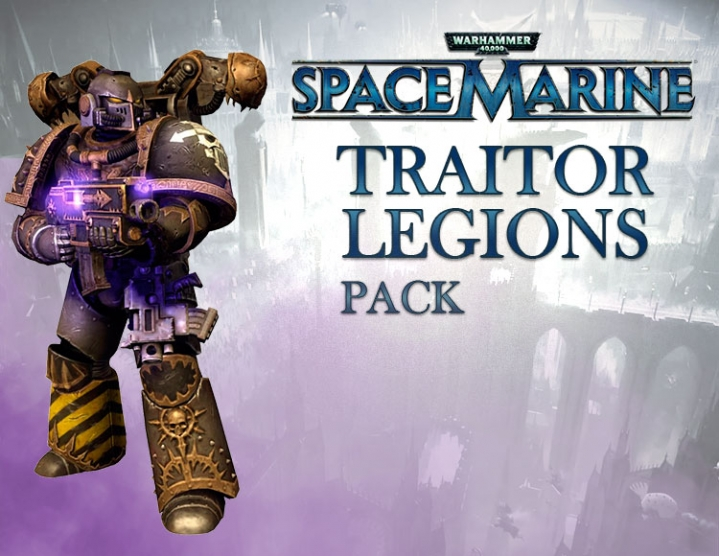 Warhammer 40k Space Marine Traitor Legions Steam -- RU