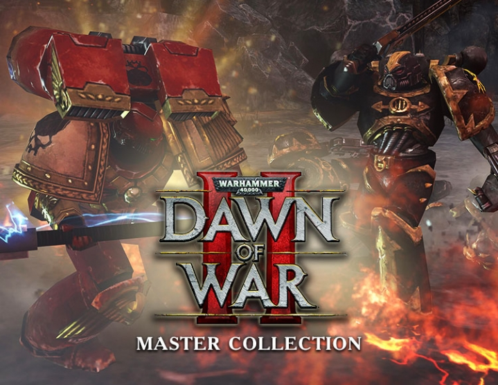 Warhammer 40k Dawn War 2 Master Collection Steam -- RU