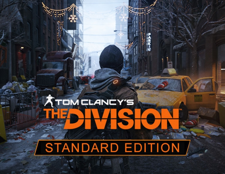 Tom Clancys The Division Standard Edition Uplay -- RU
