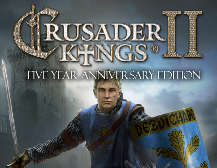Crusader Kings II Five Year Anniversary (steam) -- RU