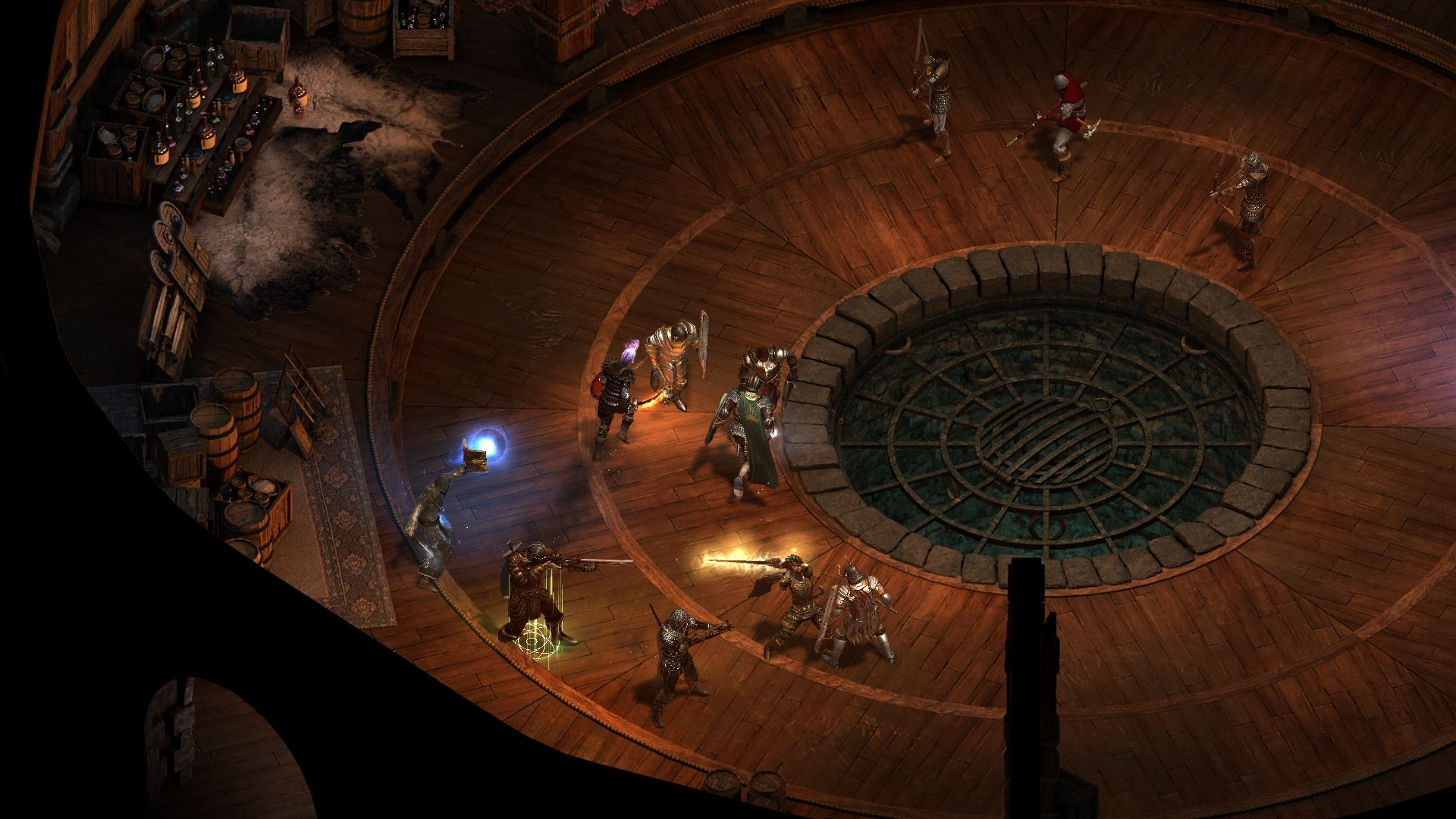 Pillars of Eternity White March Part II (steam) -- RU