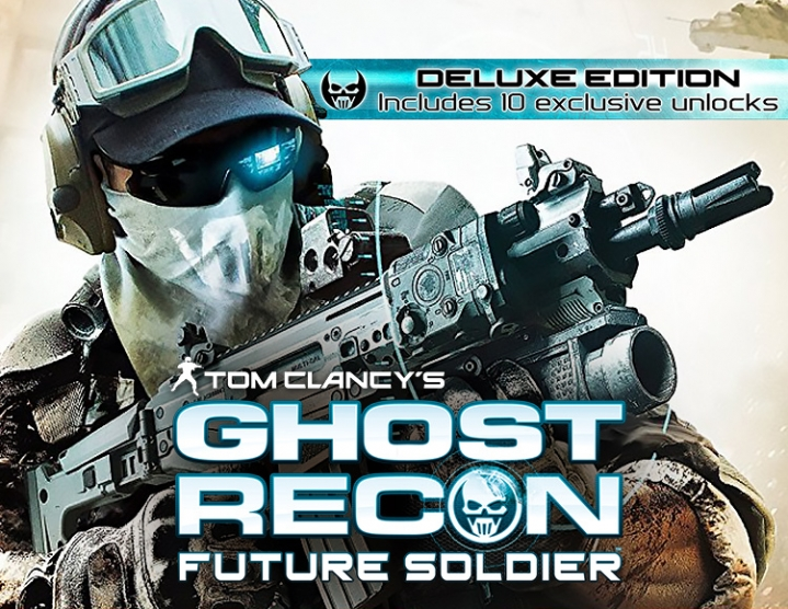 Ghost Recon Future Soldier Deluxe Edition Uplay -- RU
