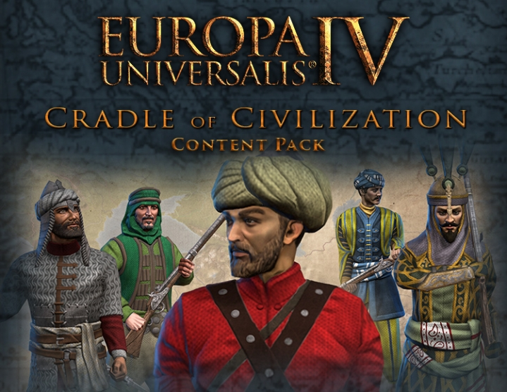 Europa Universalis IV Cradle Pack (Steam key) -- RU