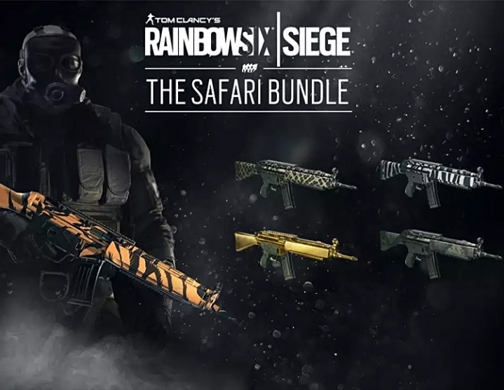 Tom Clancys Rainbow Six Siege Safari Bndl uplay -- RU