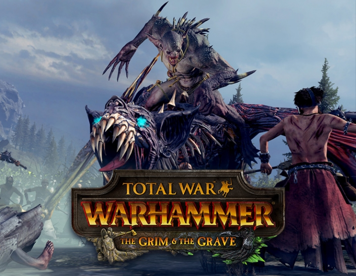 Total War Warhammer The Grim The Grave DLC Steam -- RU