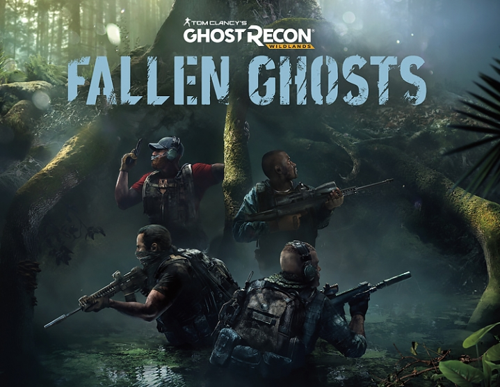 Ghost Recon Wildlands Fallen Ghost (uplay key) -- RU