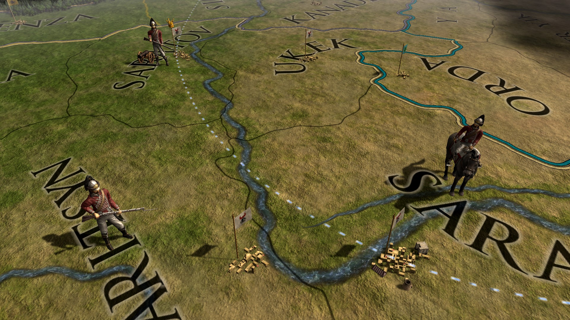 Europa Universalis IV The Cossacks Content Steam -- RU