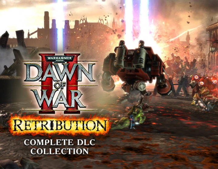 Dawn of War II Retribution Complete DLC (Steam) -- RU