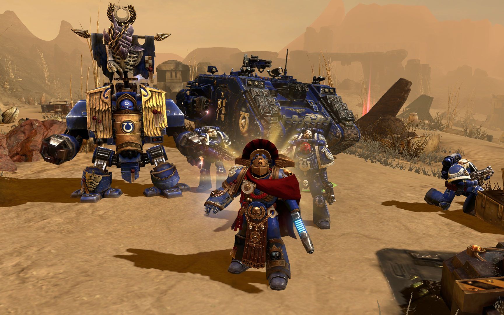 Dawn of War II Retribution Ultramarines Steam -- RU