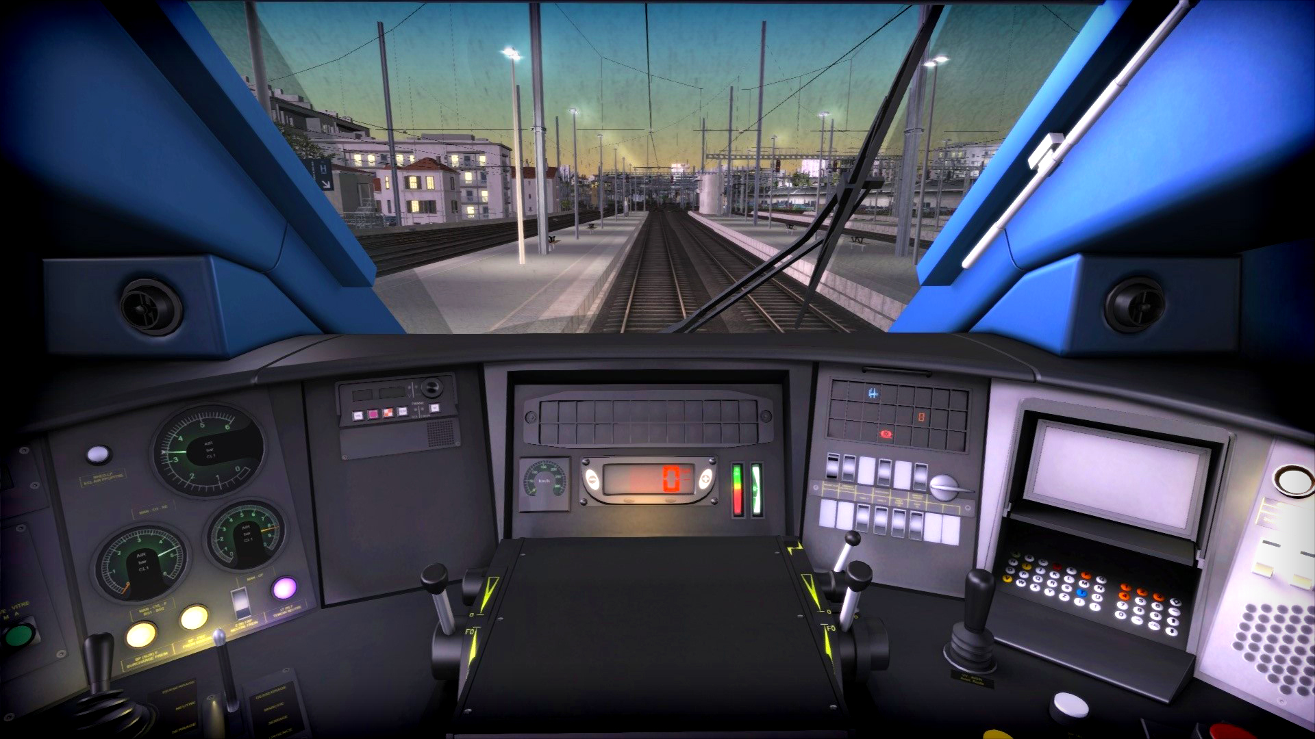 Train Simulator LGV Marseille Avignon Rout Steam -- RU