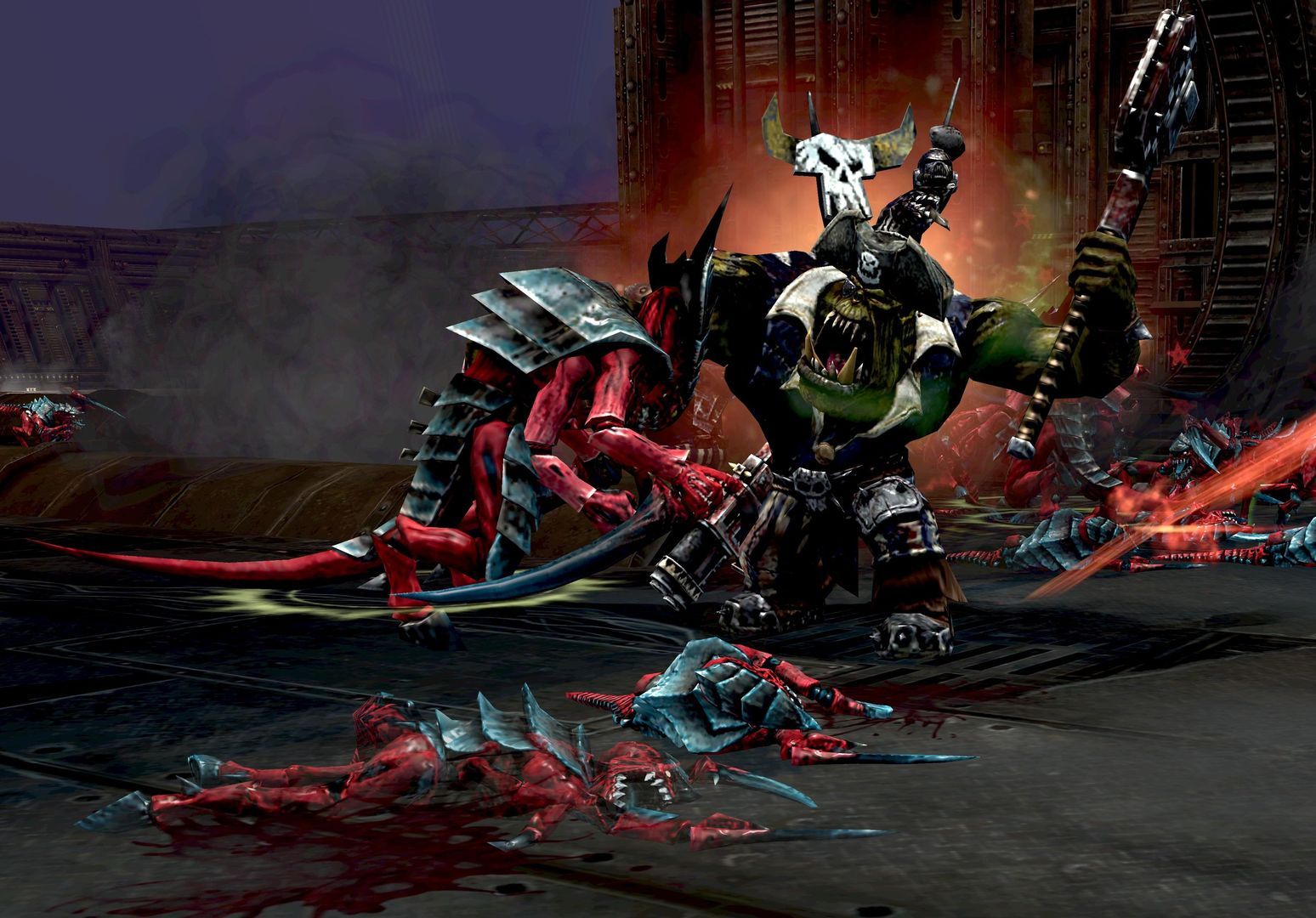 Dawn of War II  Retribution Ork Race Pack Steam -- RU